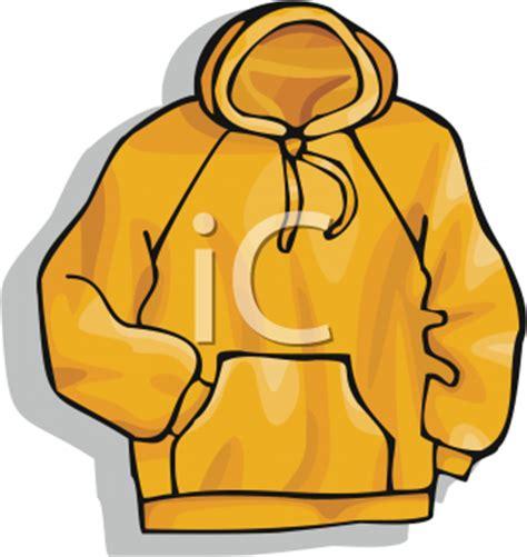 Hoodie Clipart Hooded Sweatshirt Clipart