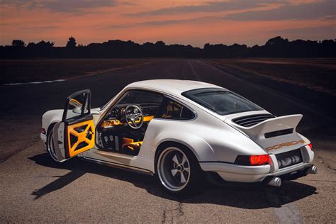 Porche Singer by Singer Vehicle Design S Porsche 911 Dls Nuvo