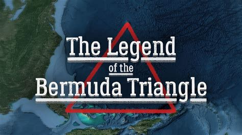 The Legend Of The Bermuda Triangle Youtube