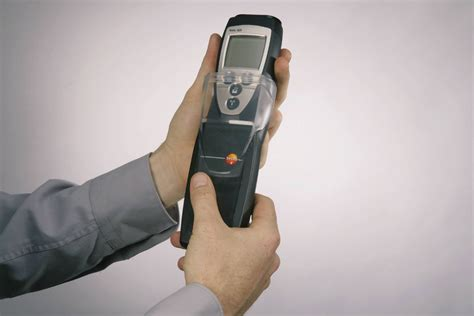 on testo testo 925 probe thermometer immersion and