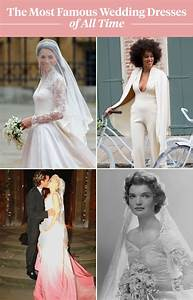 trubridal wedding blog see the 100 most famous wedding With famous wedding dresses
