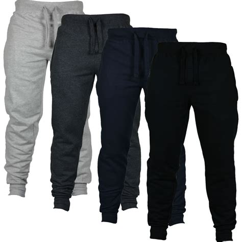cargo womens mens slim fit tracksuit bottoms joggers