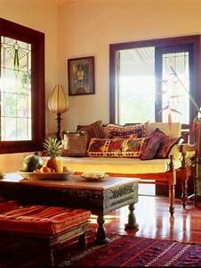 Deco Salon Maison Du Monde : design d 39 int rieur avec meubles exotiques 80 id e magnifiques ~ Teatrodelosmanantiales.com Idées de Décoration