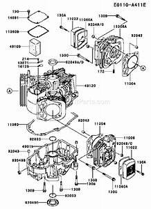 Kawasaki Fs600v Parts Diagram  Kawasaki  Wiring Diagrams