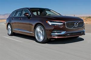 Volvo V90  2018 Motor Trend Car Of The Year Contender