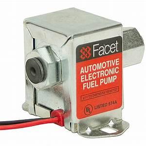 12 Volt Dc Facet 40104 Electronic Fuel Pump