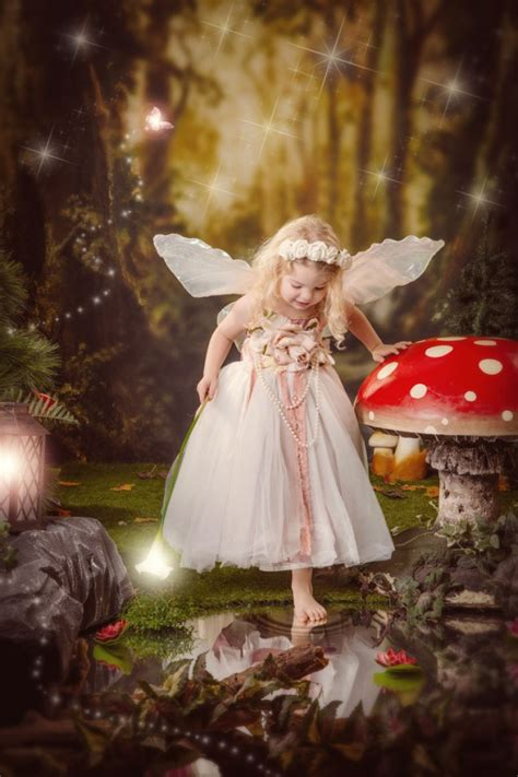 fairy elves photoshoot experience pjp portrait photography