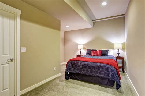 basement bedroom ideas for your home feldco