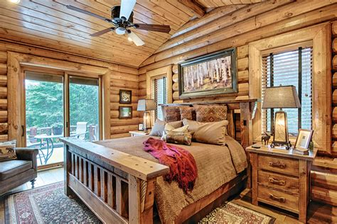 Home Interior Eagle : A Mountain Log Home In New Hampshire