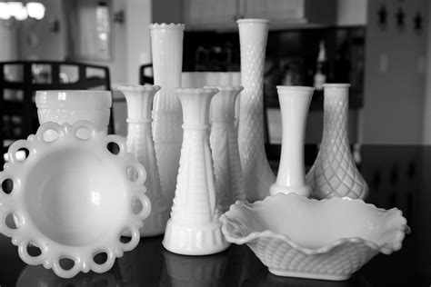 what is milk glass poog new obsession milk glass