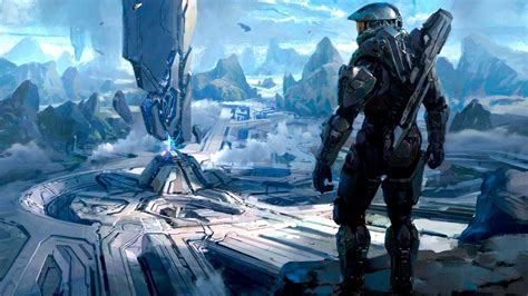 Halo Background Halo 4 Wallpapers 1920x1080 Wallpaper Cave