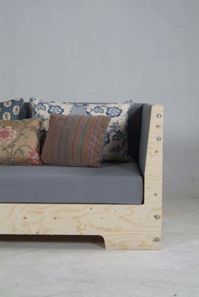 Sofa Bed Apartment Therapy by Plywood Sofa By Piet Hein Eek Plywood