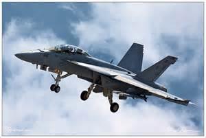 Boeing F A-18E F Super Hornet