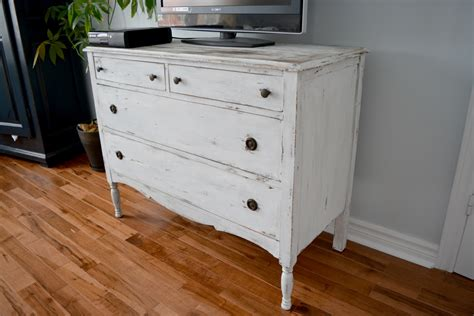 shabby chic white dresser shabby chic distressed dresser white beige and dark wood