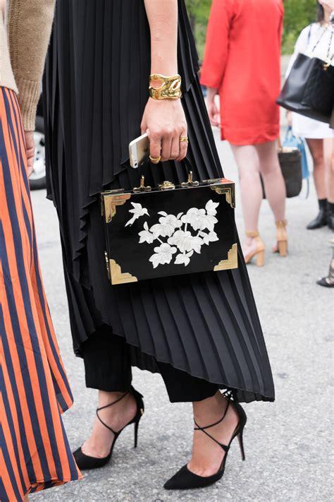 bags   york fashion week spring  street