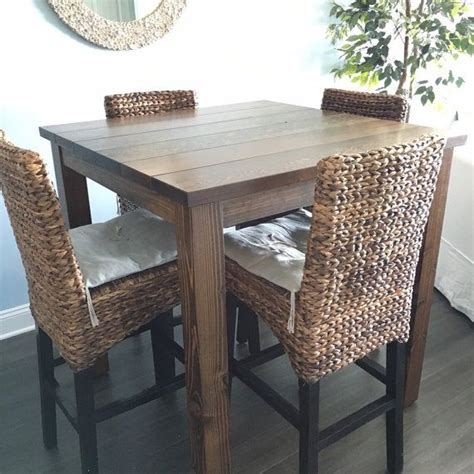 high top kitchen table best 25 high top tables ideas on diy pub