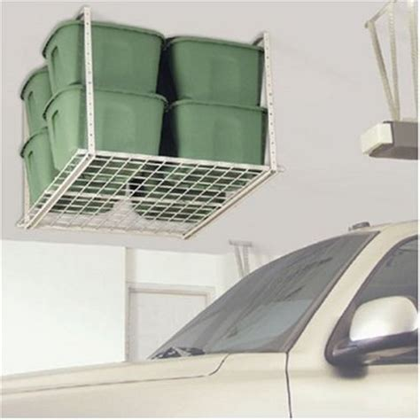 Hyloft Xl Ceiling Storage Unit by Dealmonger Overhead Storage Units For 20 Toolmonger