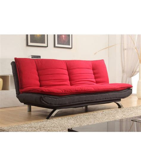 Buy Sofa Bed Online by Edo 3 Seater Sofa Bed Dual Fabrics Buy Edo 3 Seater