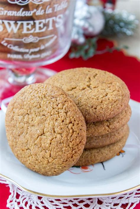 Also, i cut the sugar down to 1 cup and only made 1/2 the frosting recipe but still had enough to thickly cover all 36. Delicious Honey Cinnamon Cookies with whole grain flour ...