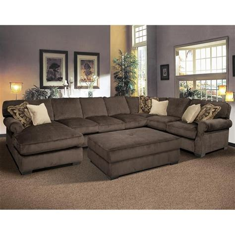 sectional sofa  ottoman  dream couch   family
