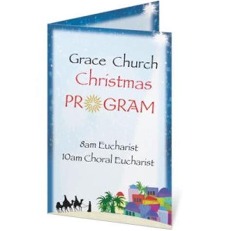christmas program template 8 church programs that rock around the tree paperdirect