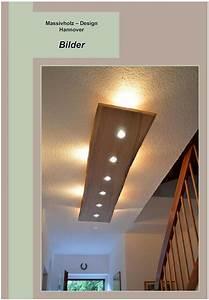 Große Wohnzimmer Lampe : massiv holz design decken lampe led deckenlampen decken und lampen ~ Markanthonyermac.com Haus und Dekorationen