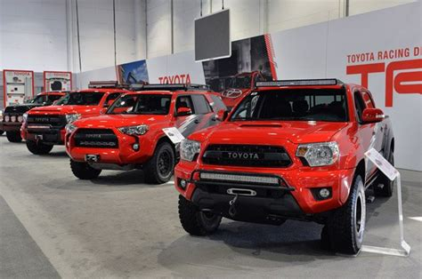 Used Boat Parts Tacoma by Toyota Trd Pro Trucks Are Ready To Hit The Desert At
