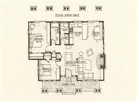 cabin floor plan cabin floor plans single story