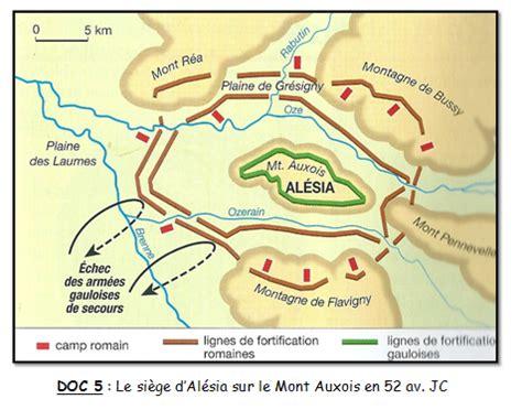 siege d alesia atelier relais 15 raconter la bataille d alésia la
