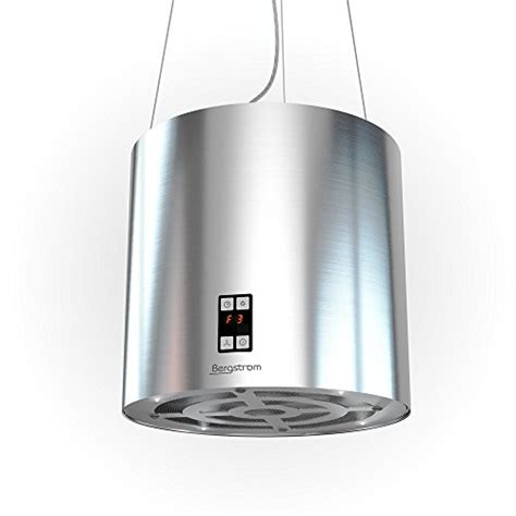 Dunstabzugshaube Für Insel by Bergstroem Design Inselhaube Freih 228 Ngend Silber
