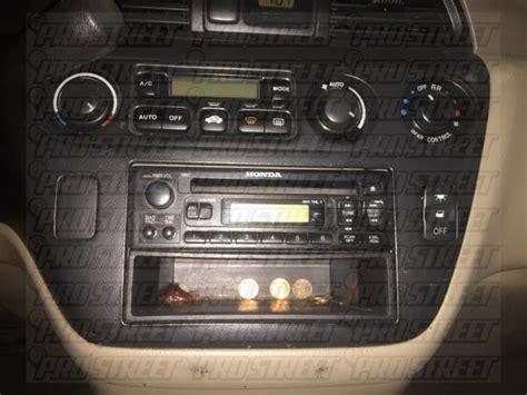 Wiring Diagram 1999 Honda Odyssey Radio by How To Honda Odyssey Stereo Wiring Diagram