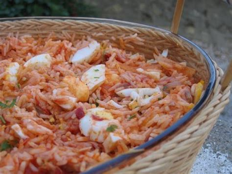 cuisiner du thon recette de riz de thon à la tomate la recette facile