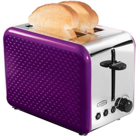 purple toaster oven 2 slice purple toaster walmart