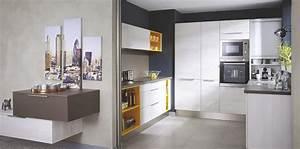 Petite cuisine toutes nos idees deco femme actuelle for Idee deco cuisine avec modele cuisine amenagee