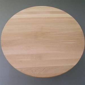 Holzplatte Rund 100 Cm : runde tischplatte aus 25mm eichenholz 110cm kaufen escher 39 s fassm bel ihr spezialist f r ~ Bigdaddyawards.com Haus und Dekorationen