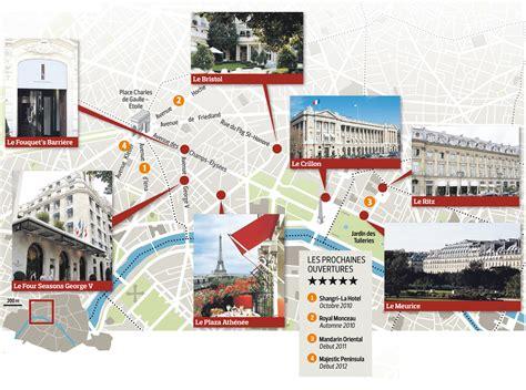 r 233 novation forc 233 e pour les palaces parisiens