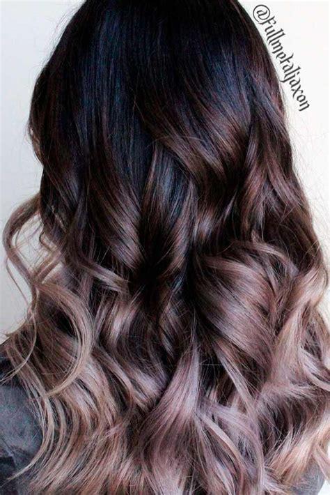 tendance couleur cheveux 2018 nouvelle tendance coiffures pour femme 2017 2018 18 id 233 es de couleur de cheveux totalement