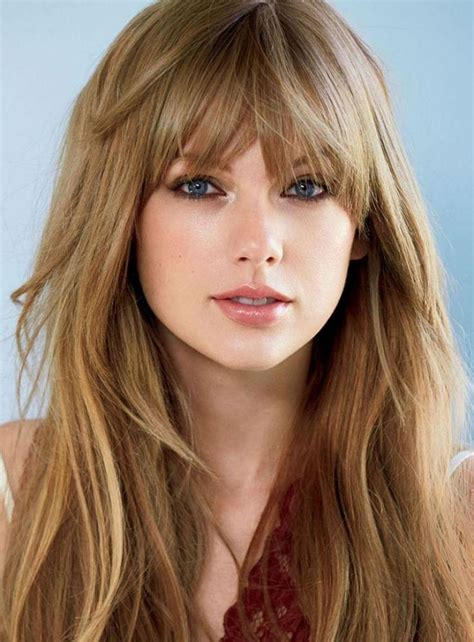 15 collection of cute long haircuts with bangs