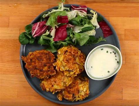 recette de cuisine vegetarienne croquettes de légumes végétarienne recettes femme actuelle
