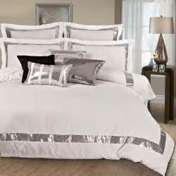 sequins queen king size duvet quilt cover set 3pcs bed linen set bedding set ebay
