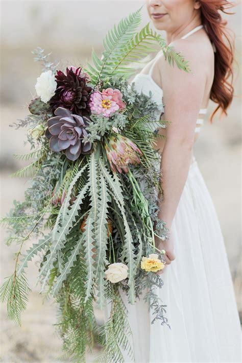 2017 Wedding Trend A Unique Wedding Bouquet Exquisite
