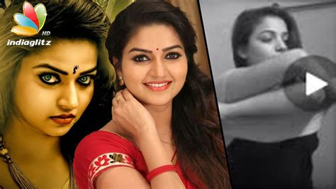 Nandhini Serial Actress Nithya Ram Is Facing Online