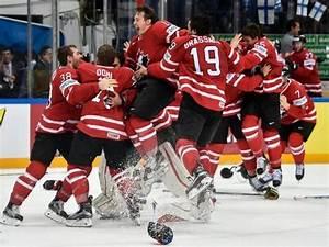 Ice Hockey World Championship: Canada maintain ...
