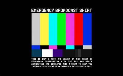 Emergency Broadcast Shirts Shirt Tshirthell Hell
