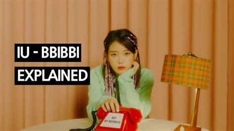 Bbibbi Explained By A Korean
