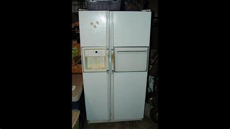 ge refrigerator defrost troubleshooting  heater repair