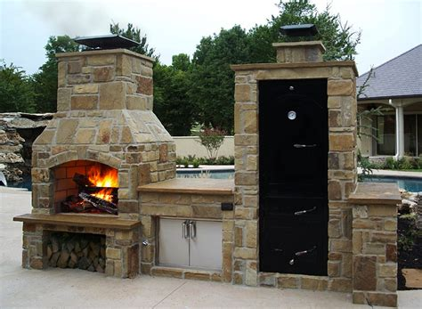 Bbq And Fireplace - pig and fireplace island combo for those