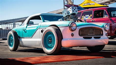 A Few of Our Favorite Builds from SEMA 2019 - AMSOIL Blog