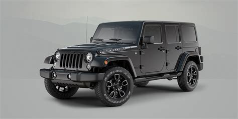 2018 Jeep Wrangler Special Edition