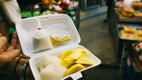 cuisine mae mae varee fruit shop review best mango sticky rice in